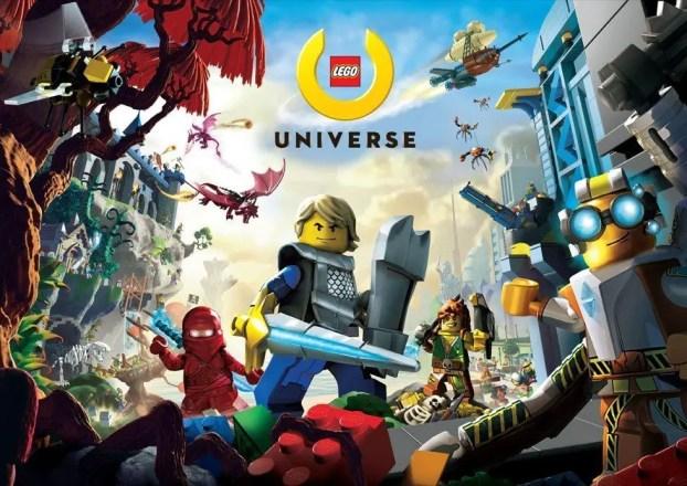 LEGO Universe - Artwork