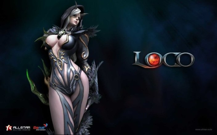 LOCO: Land of Chaos Online - Partizan