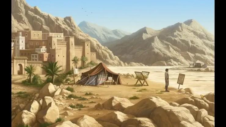 Lost Horizon - Screenshot