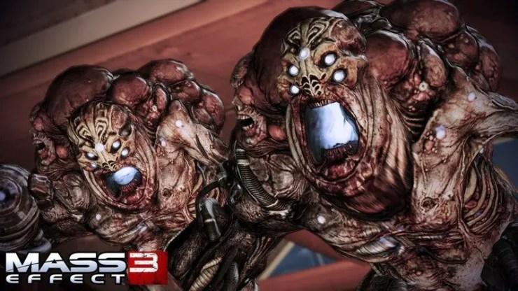 Mass Effect 3 - Screenshot