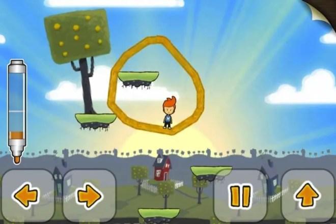 Max and the Magic Marker - Screenshot