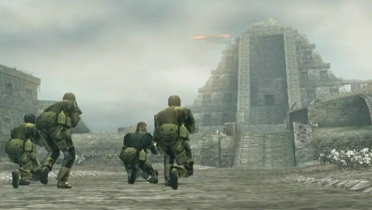 Metal Gear Solid: Peace Walker - Screenshot PSP