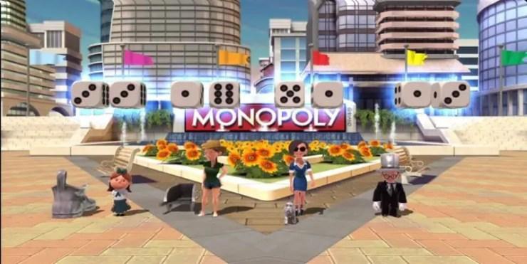 Monopoly Streets - Screenshot