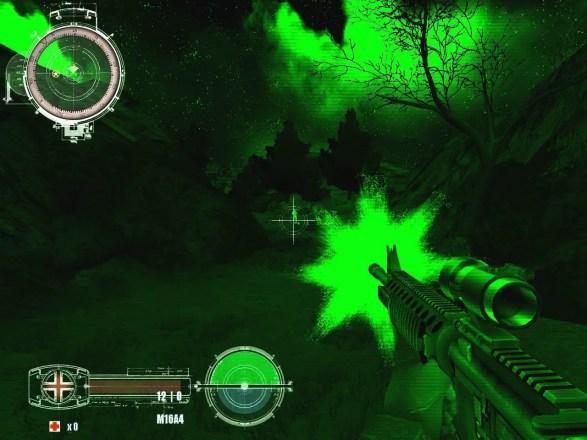 Marine Sharpshooter 4 - Screenshot