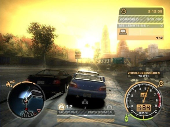 Need for Speed: Most Wanted - Screenshot