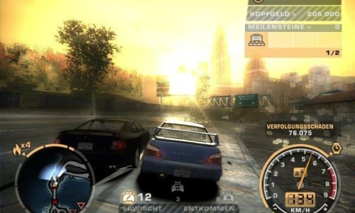 Need for Speed: Most Wanted, Bild: Electronic Arts
