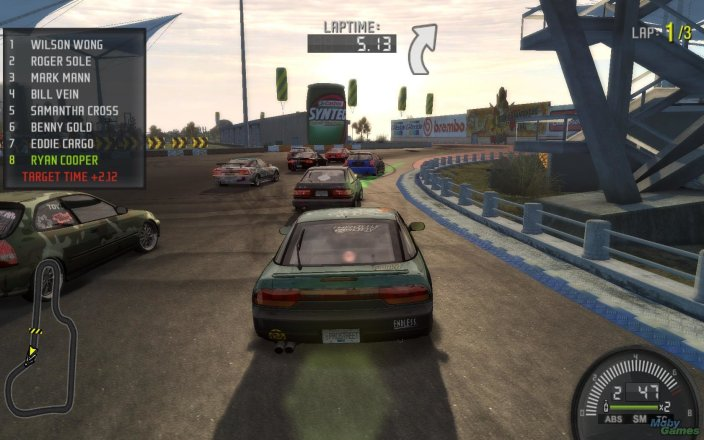 Need for Speed ProStreet - Screenshot