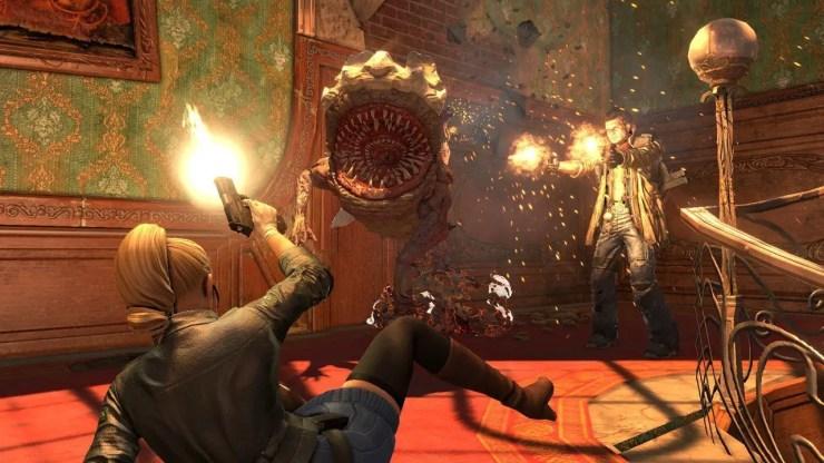 NeverDead - Screenshot
