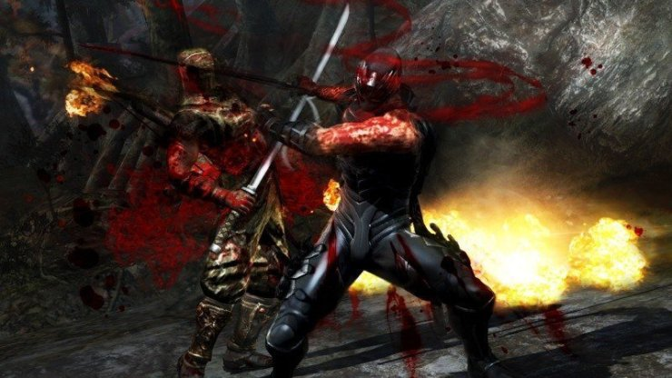 Ninja Gaiden 3 - Screenshot