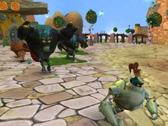 The Kore Gang - Screenshot