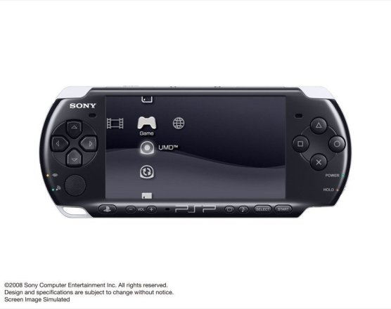 PlayStation Portable 3000