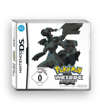 Pokémon Weiße Edition - Packshot NDS