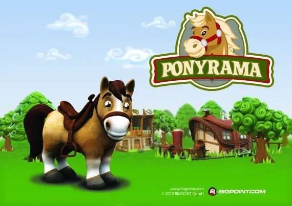 Ponyrama - Splash-Screen