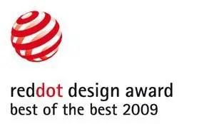 reddot design award - best of the best 2009