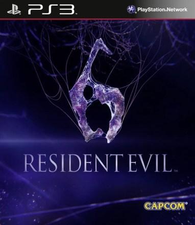 Resident Evil 6: Cover PS3