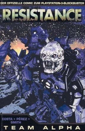 Resistance #1 - Sammelband