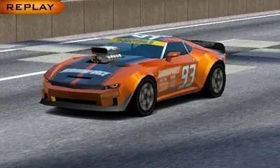 Ridge Racer 3D - Screenshot