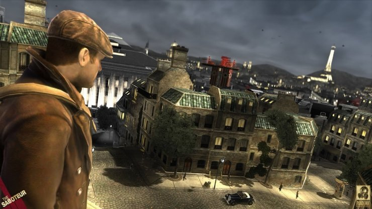 Saboteur - Screenshot