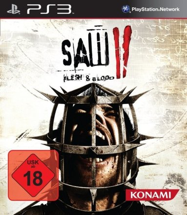 SAW 2 - Cover PS3