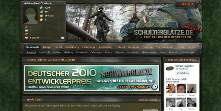 Schulterglatze - Screenshot