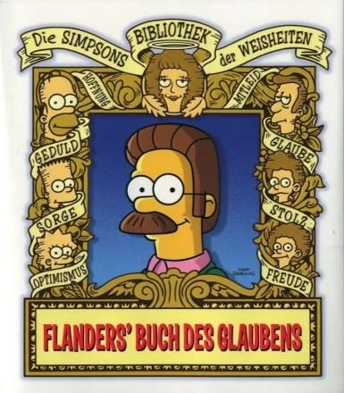 Simpsons-Bibliothek #7 - Flanders' Buch des Glaubens