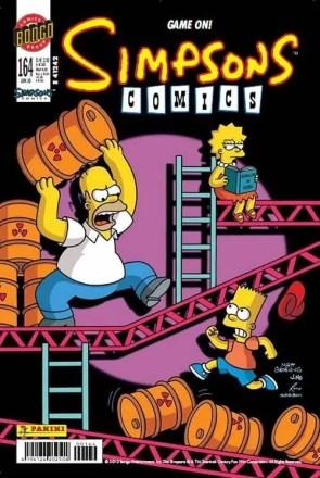 Simpsons Comics #164