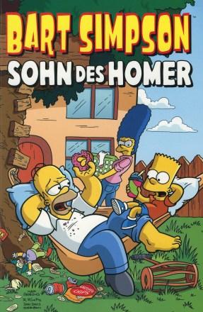Bart Simpson - Sohn des Homer