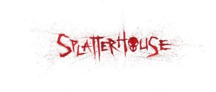 Splatterhouse - Logo