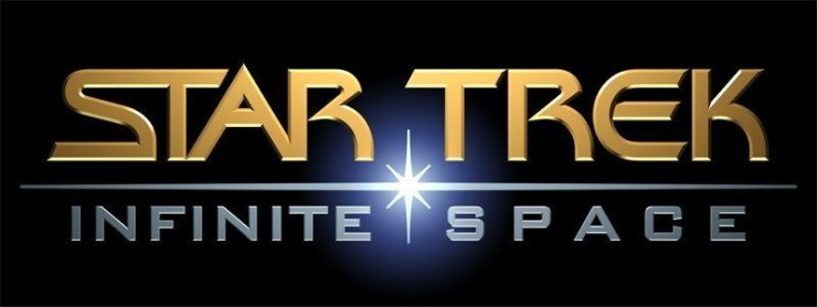 Star Trek: Infinite Space - Logo