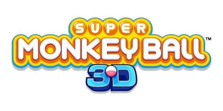 Super Monkey Ball 3D - Logo