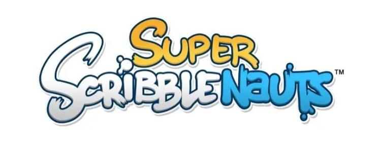 Super Scribblenauts - Logo