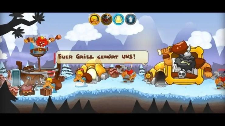Swords and Soldiers - Screenshot