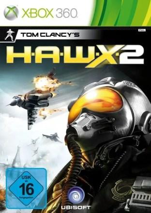 Tom Clancy's H.A.W.X. 2 - Packshot Xbox 360