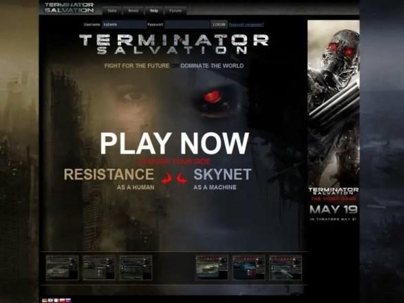 Terminator Salvation - Screenshot