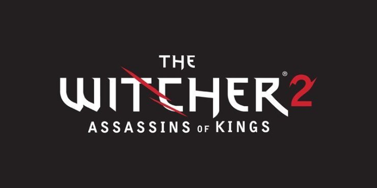The Witcher 2 - Logo