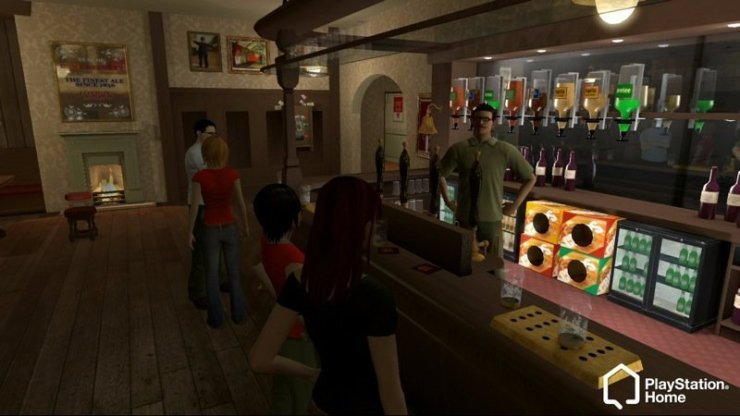 The London Pub - Screenshot