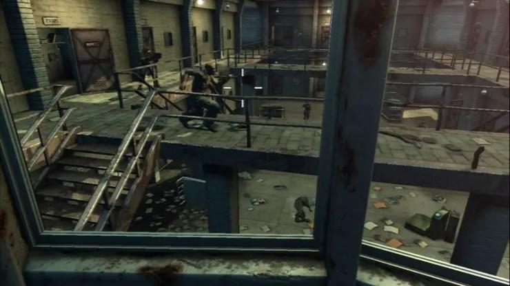 Time Crisis: Razing Storm - Screenshot