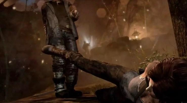 Tomb Raider aus dem Crossroads-Trailer