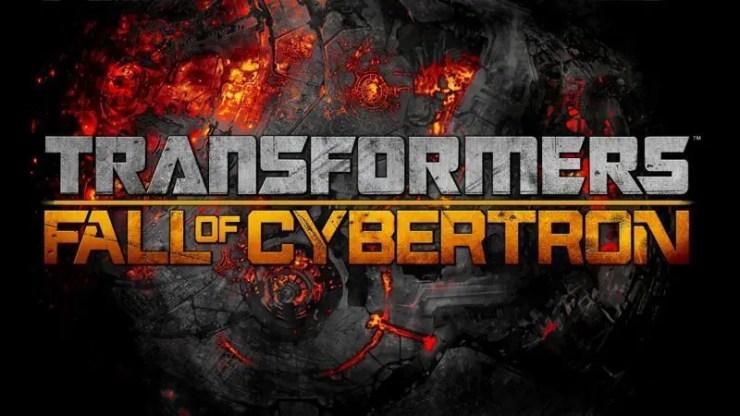 Transformers: Untergang von Cybertron - Logo