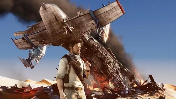 Uncharted 3 - Screenshot
