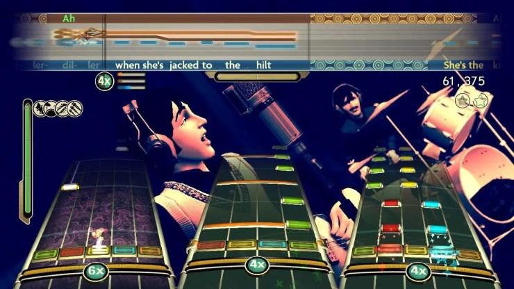 The Beatles Rock Band - Screenshot