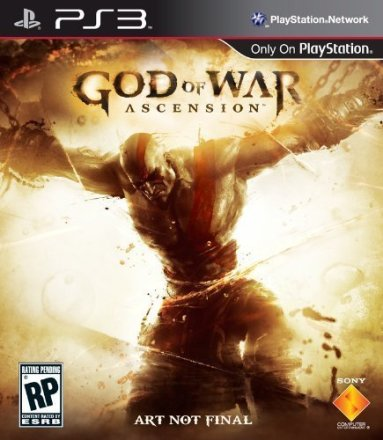 God of War: Ascension - Cover PS3