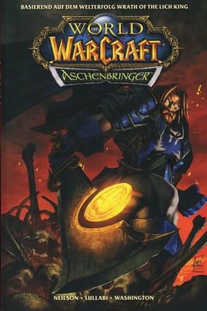 World of WarCraft: Aschenbringer - Cover