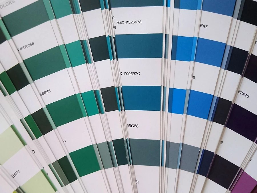 """Meine Lesezeichen zum Thema """"Farben"""""""