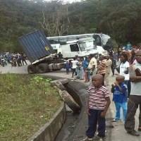 Congo – Circulation routière: Encore un accident grave sur la «route lourde» Pointe-Noire-Brazzaville