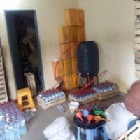 Congo - vente illégale d'eau: cinq personnes arrêtées par la Police
