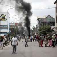 "RDC: ""Kin-la-belle"" tient tête à la police de Kabila"