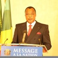 Denis Sassou N'Guesso : « le Congo est bien loin de la banqueroute »