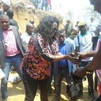 Une ceinture de bambous contre l'érosion au nord de Brazzaville