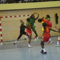 Can handball féminin : le Congo éliminé en quarts de finale